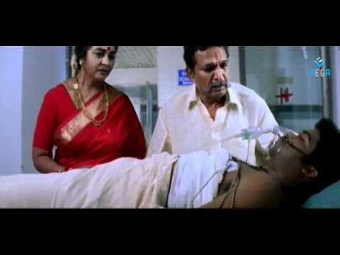 Simhadri Movie - Nasser Emotional Scene - Bhoomika Chawla, Nassar