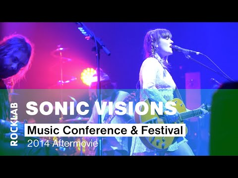 SONIC VISIONS FESTIVAL 2014 - OFFICIAL AFTERMOVIE