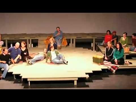 Carousel Final Rehearsal - 2007