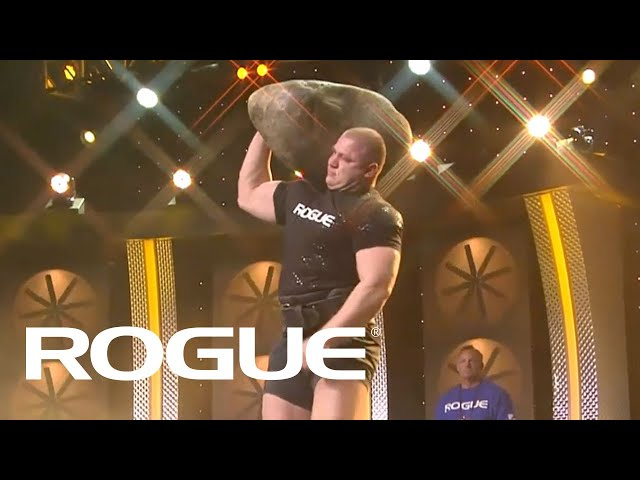 2019 Arnold Strongman Classic | Stone to Shoulder - Full Live Stream Event 5