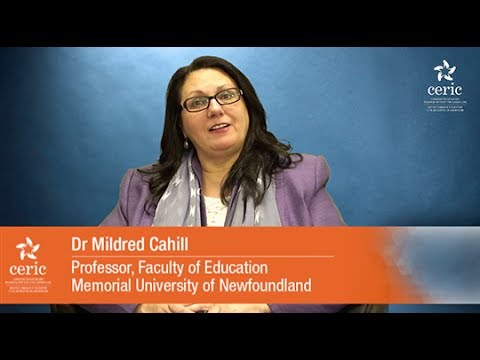CERIC Project Partners: Dr Mildred Cahill, Memorial University Of Newfoundland
