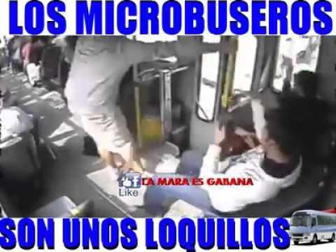 soy microbusero