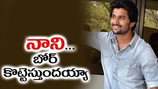 Nani Performance In Majnu Movie || Latest Telugu Cinema