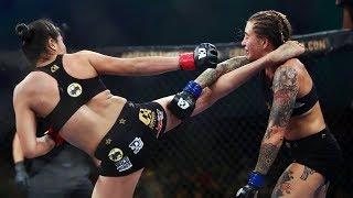 MMA | Combate Estrellas Monterrey | Melissa Martínez vs. Ivanna Martinenghi