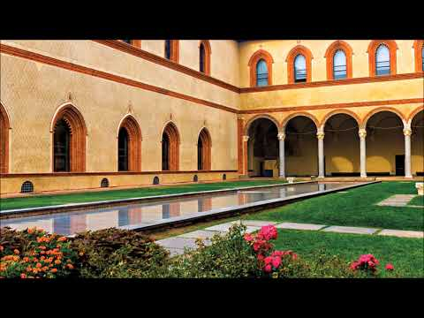 Sforza Castle – Halls of the Ducal Court – Milan | Audio Guide | MyWoWo (Travel App)