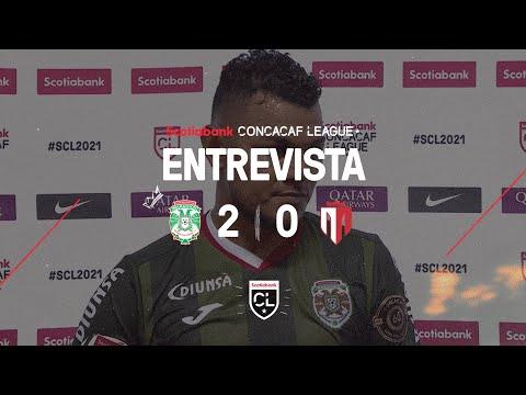 Entrevista con Mario Martínez de CD Marathon | SCL21