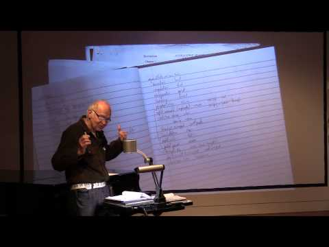 Don Knuth - Constraint Based Composition