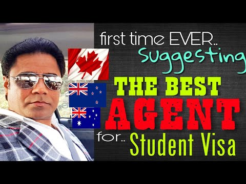 STUDENT VISA BEST AGENT For  CANADA,AUSTRALIA & NEW ZEALAND