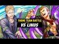 Infernal Linus GHB Vs. Lloyd & Black Fang - Fire Emblem Heroes Theme Team Battle