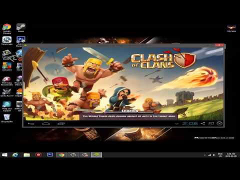 HowTo: Downloading Clash of Clans Onto Your Computer