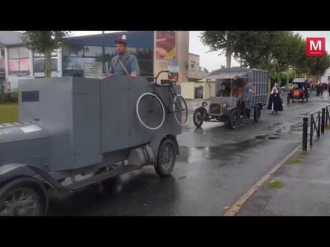 Saint-Soupplets ► Commémoration de la Grande Guerre : défilé et reconstitution