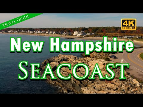 New Hampshire Seacoast Travel Guide - Portsmouth, Dover, Hampton Beach