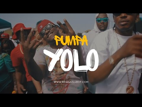 Pumpa - You Only Live Once [YOLO] (Official Video) Marvelous Production Team - 2015