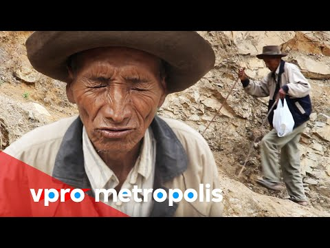 A blind village in Peru - vpro Metropolis