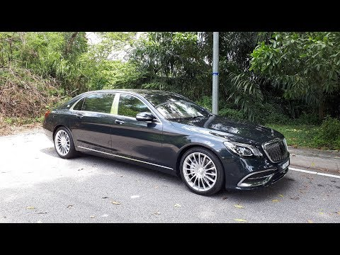 Mercedes-Maybach S560 In-car Review! Drivin' in the Lap of Luxury | EvoMalaysia.com