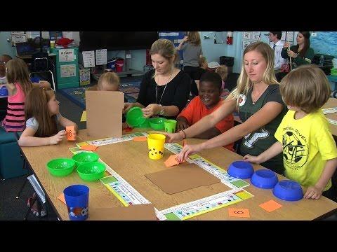 Education Spotlight-Bay Haven School of Basics Plus-Math Games