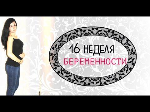 16 НЕДЕЛЯ БЕРЕМЕННОСТИ #P-ONLINE