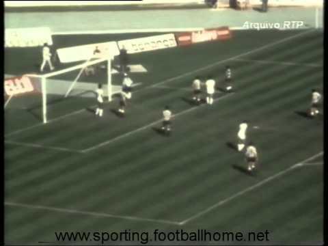 21J :: Sporting - 1 x Espinho - 1 de 1981/1982