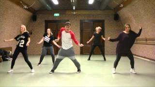 PUUR by Dinne Groothuis: Fleur East - Sax | Street Jazz Choreography