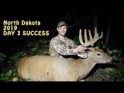 North Dakota Public Land - BIG BUCK DOWN! - DAY 3