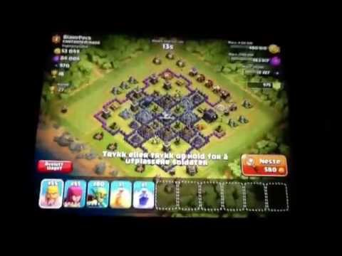 Dark elixir farming with Ian. Episode 3: THE NORSK SECRET!