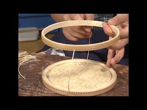 Best video/DIY & Crafts Suruga Bamboo Basketware And Lamps Credit