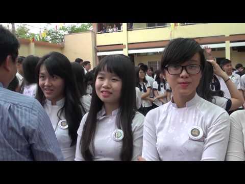 tạm biệt nhé- lớp 12A7 trường Nguyễn Thái Bình năm học 2014- 2015