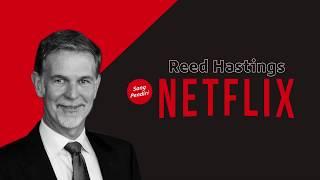 Reed Hestings sang Pendiri Netflix