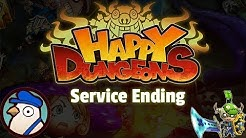 Goodbye Happy Dungeons