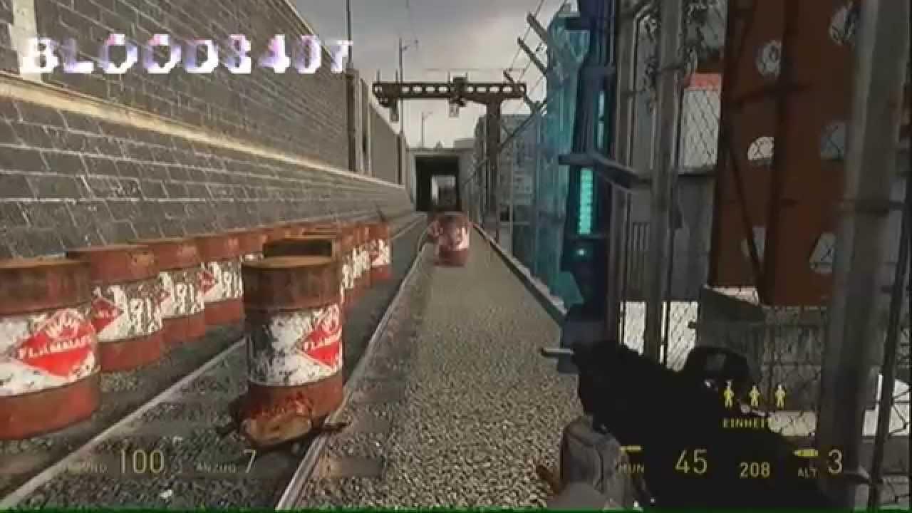 The Orange Box Half-Life 2 Xbox 360 Mods