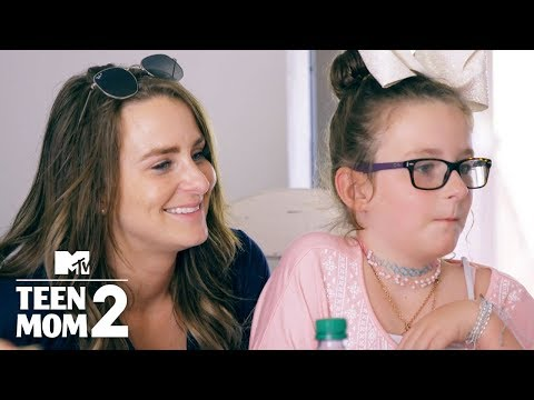 Leah & Jade Have Important Conversations | Teen Mom 2 (Season 9)