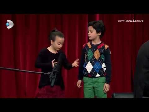 Arkadaşım Hoşgeldin 6.Bölüm - Tan ve Tuna'nın Müthiş Performansı