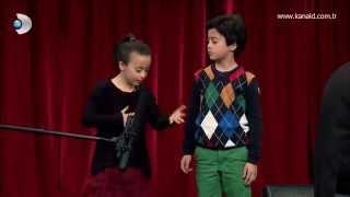Arkadaşım Hoşgeldin 6.Bölüm - Tan ve Tuna'nın Müthiş Performansı Video