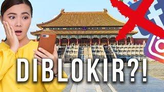 Google dan 4 Hal Lain yang Tak Bisa Kamu Temukan di China