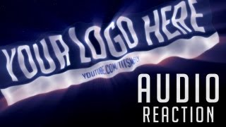 Logo Audio Reaction - Trapcode Form | After Effects Tutorial