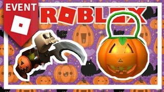 Como conseguir recompensa Skeleton Grappling Hook / Evento Halloween Roblox