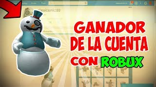 EX OBC AND BC ACCOUNT WINNER WITH ROBUX 2018!! - ROBLOX