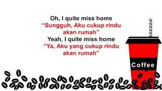 JAMES ARTHUR - Quite Miss Home ( Lirik + Terjemahan Bahasa Indonesia By 3as_FK )