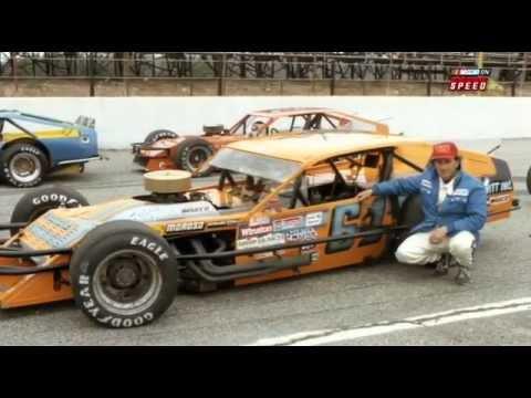 NASCAR HOF (2012) Richie Evans