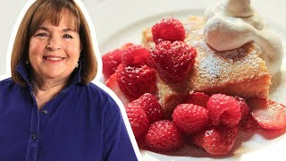 Barefoot Contessa Makes Tres Leches Cake with Berries | Food Network