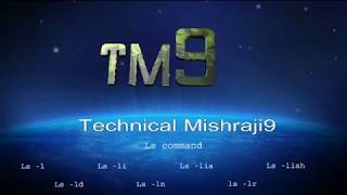 Ls command for beginners[Linux/Unix] ||by Technical mishraji 9||