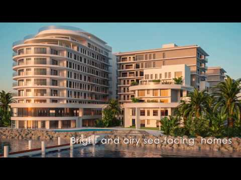 Residence Sharq - Waterfront community on Dimunia Island,  Bahrain