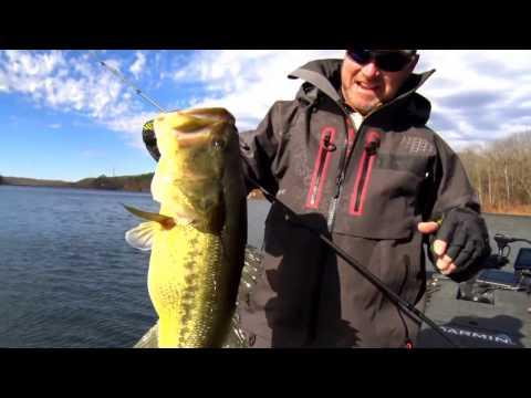 Bass Fishing on Sam Rayburn Reservoir