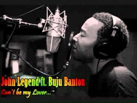 John Legend Ft. Buju Banton -cant Be My Lover (curtis Lynch Remix)