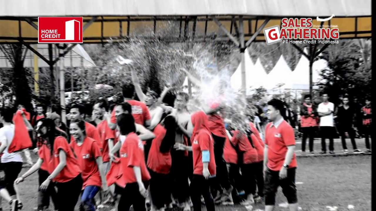 Sales Gathering PT Home Credit Indonesia YouTube