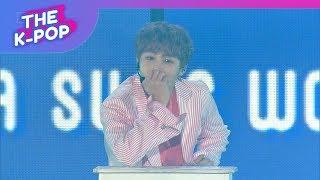 HA SUNG WOON, BIRD [Dream Concert  2019]