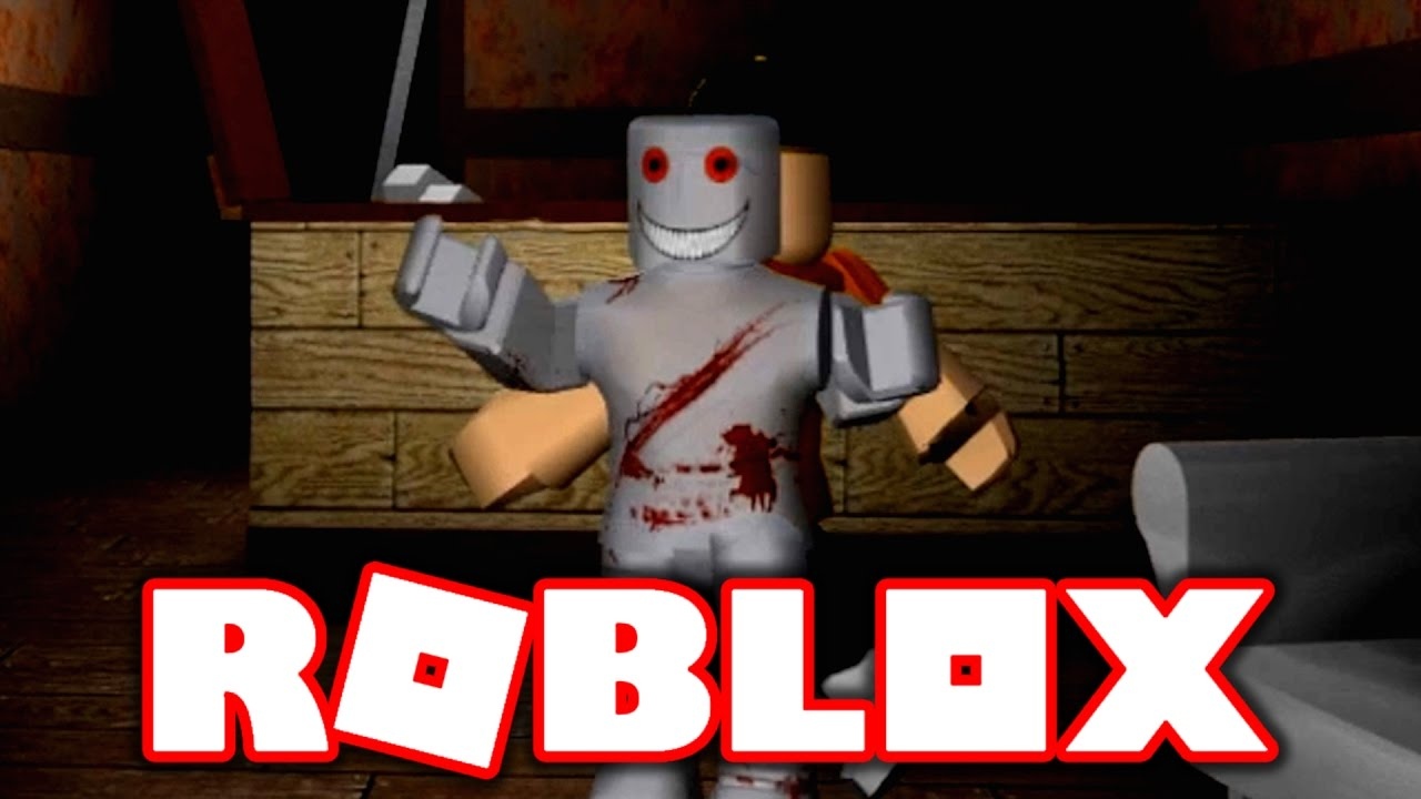 roblox how to make a scary game
