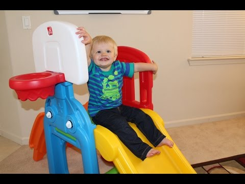 Step 2 Game Time Sports Climber Fun Review