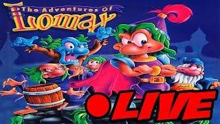 🔴  The Adventures of Lomax [Playstation 1] / Lindo esse game meus platas