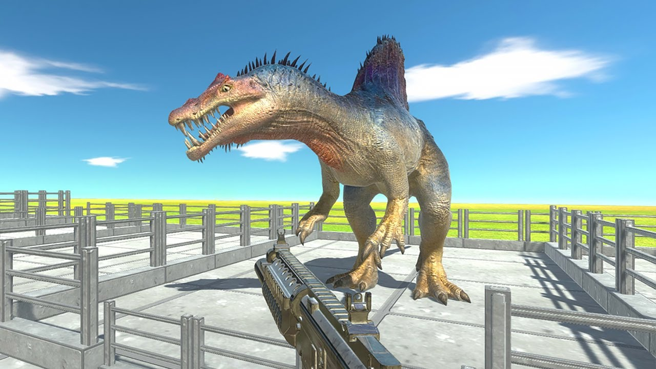 Grenade Launcher Test - Animal Revolt Battle Simulator